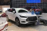 2018北京车展探馆:比亚迪唐实车亮相