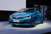 2018北京车展:丰田卡罗拉PHEV亮相 新能源领域新尝试