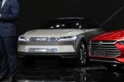 2018北京车展:比亚迪发布全新概念车E-SEED