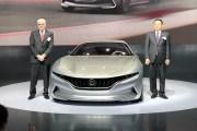 2018北京车展:正道超跑HK GT国内首秀 续航超1千公里
