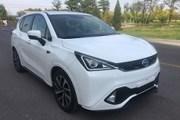 广汽三菱全新电动车申报图曝光 GE3造型/细节小改