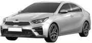 起亚全新轿车专利申报图 或为K3换代车型
