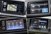 入门合资SUV多媒体系统体验:本田XR-V