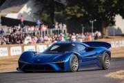 蔚来创纪录 EP9创造古德伍德量产电动汽车最快圈速纪录