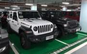 全新Jeep牧马人中规版将于7月25日上市