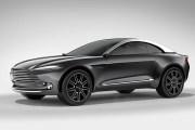 阿斯顿·马丁DBX 2019年开始生产 推出两门/四门版车型