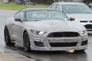 Shelby GT500谍照曝光 搭载5.2L V8机械增压引擎