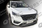 奔腾R9 新款车型谍照曝光 5MT变6MT 年底上市