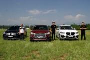 豪华中型SUV实用性对决——奔驰GLC