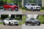 四款豪华紧凑SUV推荐——奔驰GLA