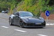 保时捷全新911 GT3路试照曝光 或2020年亮相