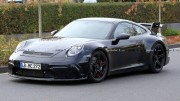 2020款保时捷911 GT3 量产版谍照曝光 或2019年底前亮相