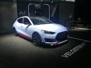 2018广州车展:现代Veloster飞思N国内首秀 百公里加速6.1秒
