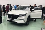 大乘汽车G60S正式下线 定位紧凑型SUV/2019年一季度上市