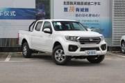 新款长城皮卡风骏7汽油版将于5月20日上市 将采用国六排放