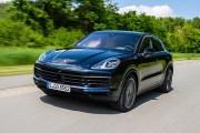 中国版本免费增加十余项配置 保时捷Cayenne Coupe解析