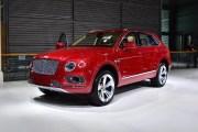 奢华SUV也玩混动?宾利添越插混版正式上市 售219.7万元