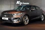 满足中高端市场需求 起亚K7实车海外亮相