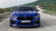 预售价97万起 全新BMW 8系/M8开启预售 选它还是Panamera?