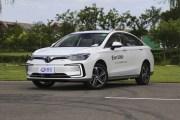 北汽新能源EU5用车成本解析 每公里仅需0.41元