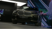 全新 BMW X6正式上市 售价区间76.69-93.69万元