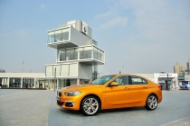 时尚与运动的碰撞 全新BMW 1系主题公园
