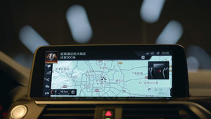 全新BMW X3  智能人机交互系统