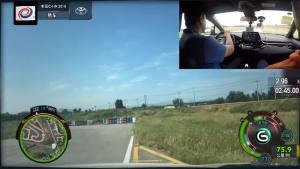 丰田C-HR超级评测赛道操控测试