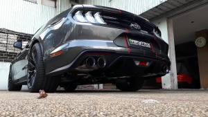 2018福特Mustang GT V8改装ARMYTRIX排气
