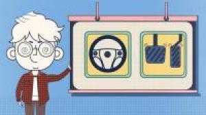 为什么自动驾驶的汽车大部分都是纯电动
