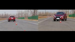 三菱奕歌超级评测操控稳定性测试