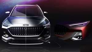 中国式设计越来越好!国人团队主导的江淮中型SUV设计图发布