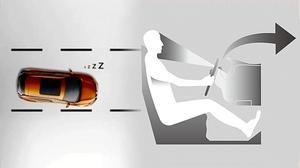 東風日產樓蘭 DAS智能疲勞駕駛預警系統