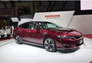 本田和通用将合建燃料电池厂 2025年量产