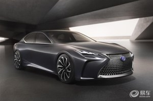 雷克萨斯全新LS将现北美车展 与LC同平台
