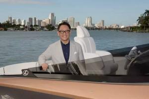 想象力爆棚 LEXUS概念运动游艇惊喜揭幕