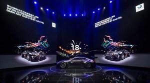 宝马首辆虚拟现实艺术车描绘未来出行愿景