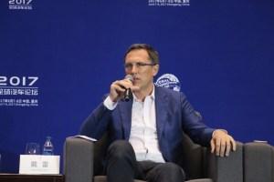 戴雷:未来5-10年中国将产生2-3家特斯拉一样的智能汽车企业
