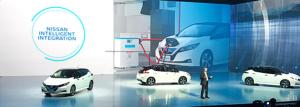 续航400KM的全新一代LEAF发布 将针对中国市场推出特定车型