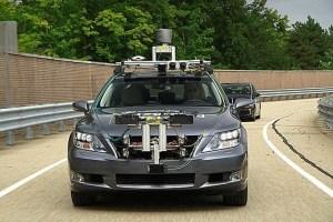 传外国自动驾驶汽车路测受限 只能与国内高清地图合作