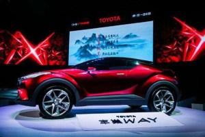 丰田宣布2018年全球销量目标1049.5万辆 预计同比增长1.4%