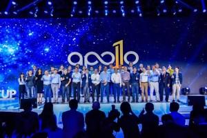 百度Apollo一周年:量产车还没落地,竞争就已结束?