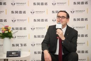 """福兰:2018年东风雷诺的战略是""""巩固+准备"""""""