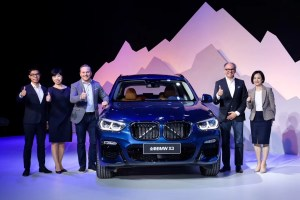 全新BMW X3国产不加长 能否改写豪华中型SUV市场格局?