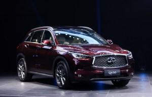 """最重要战略车型上市 新QX50能否打破英菲尼迪的""""沉寂""""局面?"""