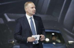 宝马CEO高乐:我们将在大发一分彩市场扮演先锋角色