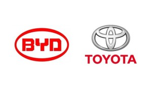 丰田与比亚迪就合资成立纯电动车研发公司达成协议
