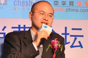 王青:经济回调期需要创新流通服务意识