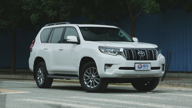 2018款 丰田普拉多 3.5L VX(后挂备胎)