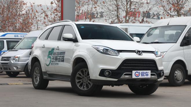 2017款 江铃驭胜S350  2.0T 手自一体 两驱 豪华版 5座 柴油